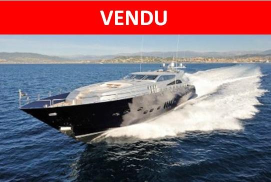 Leopard 34 vendu