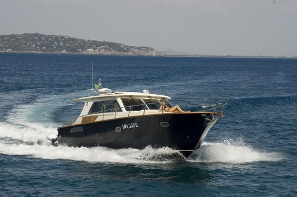 Location Trawler 43 ALCORE 2