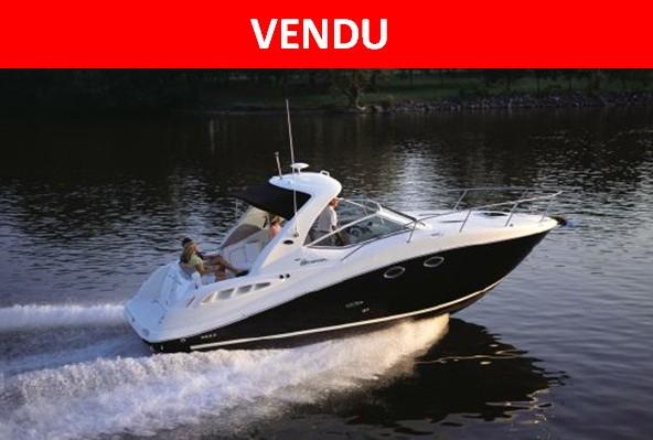 Sea ray 325 vendu