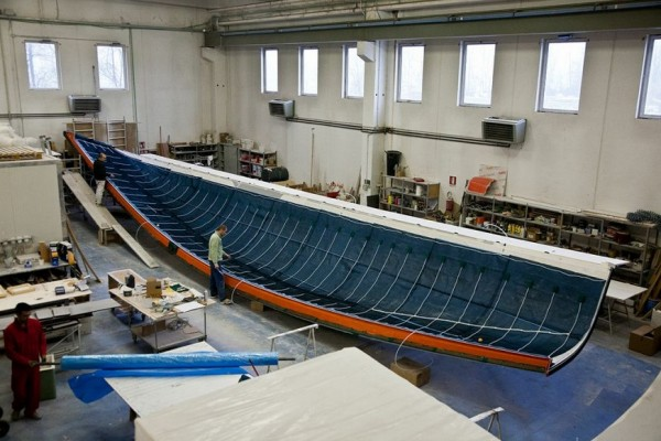 Alcore Marine ICE Fab 11