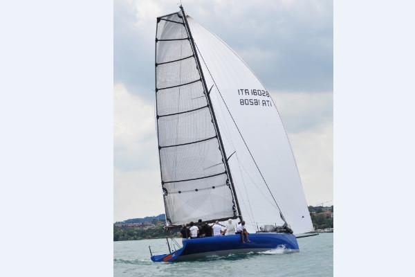 ICE33 3CC Alcore Marine