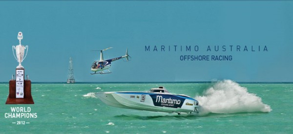 Maritimo wold champion alcore marine 1