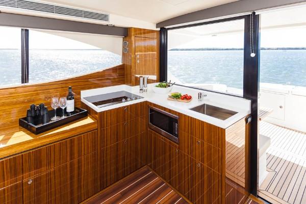 Alcore Marine Maritimo Mustang 43 7