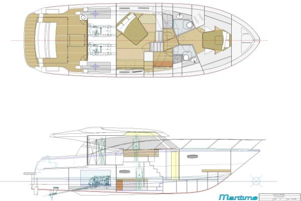 Alcore Marine Maritimo S48 4