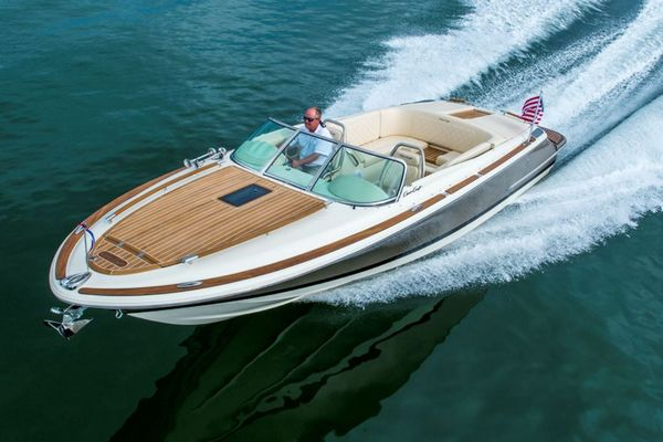 Alcore Marine Chris Craft Corsair 25 3