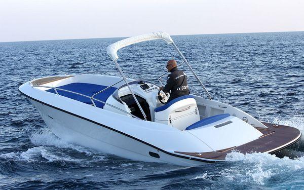 Alcore Marine Clear Aquarius EFB Open 1