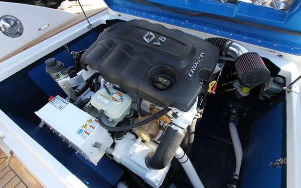 Alcore Marine Clear Aquarius EFB Open 8