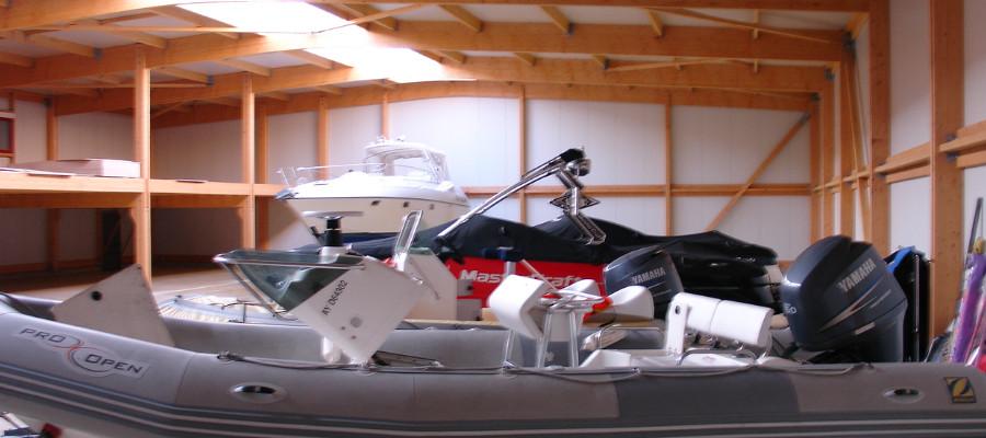 Alcore Marine Stockage bateau Carnac 3