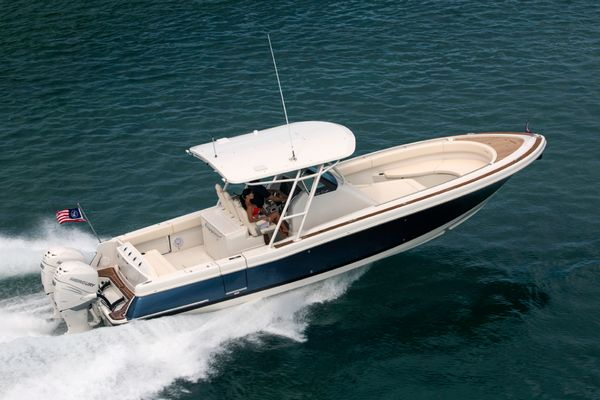 Alcore Marine Chris Craft Catalina 34