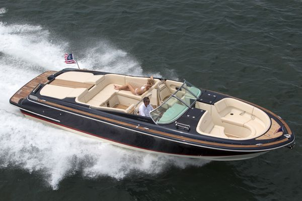 Alcore Marine Chris Craft Launch 32